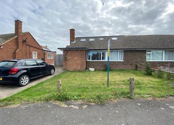 Thumbnail 4 bed semi-detached bungalow for sale in Goodwood Close, High Halstow, Rochester, Kent