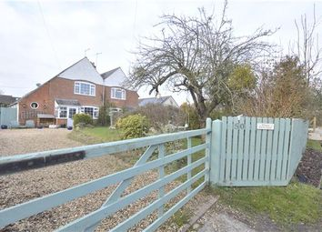 Thumbnail 3 bed semi-detached house for sale in Daisy Cottage, Hill Close, Westmancote, Tewkesbury, Gloucestershire