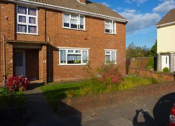 Thumbnail 1 bedroom flat to rent in Margaret Road, Bentley, Walsall
