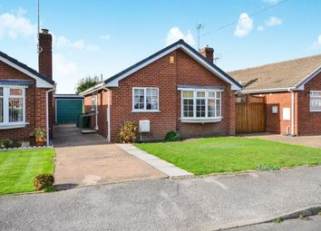 Thumbnail 2 bed bungalow for sale in Windsor Drive, Warsop, Nottinghamshire, Notts