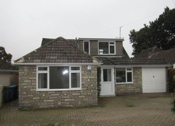 Thumbnail 4 bedroom bungalow to rent in Kimberley Road, Lower Parkstone, Poole