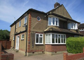 Thumbnail 3 bed semi-detached house to rent in Oak Tree Drive, London