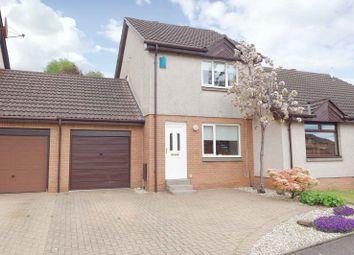 Thumbnail 2 bed terraced house for sale in Leander Crescent, Bellshill, North Lanarkshire