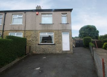 Thumbnail 3 bed terraced house for sale in Draughton Grove, Bradford, West Yorkshire