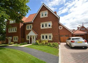 Thumbnail 5 bed detached house for sale in NW7