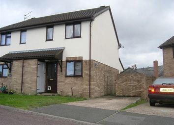 Thumbnail 2 bed semi-detached house for sale in Forest Rise, Cinderford