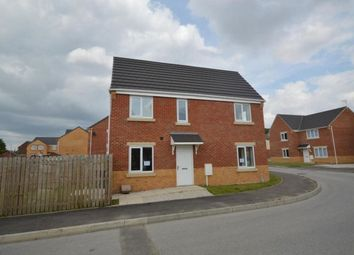 Thumbnail 3 bed detached house to rent in Croft House Way, Bolsover, Chesterfield