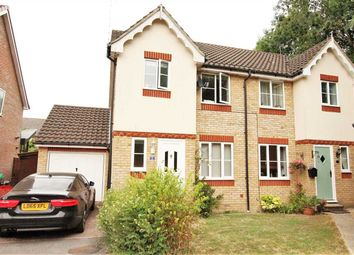 Thumbnail 2 bed semi-detached house to rent in Cornflower Way, Southwater, Horsham