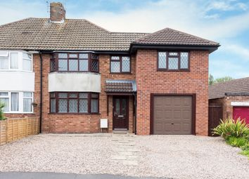Thumbnail 3 bed semi-detached house for sale in Tudor Lane, Southam