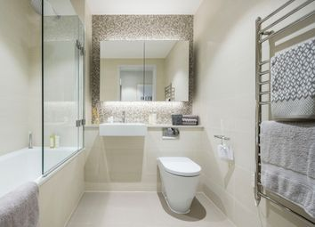 Thumbnail 2 bed flat to rent in York Way, King's Cross, London
