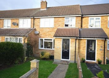 Thumbnail 2 bed terraced house for sale in Meadgate Avenue, Great Baddow, Chelmsford