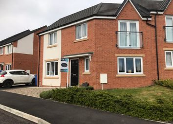 3 bed semi-detached house for sale in Vallum Place, Throckley, Newcastle Upon Tyne NE15