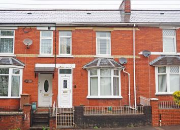 Thumbnail 2 bed terraced house for sale in Pengam Road, Ystrad Mynach, Hengoed