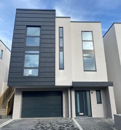 Thumbnail 4 bed detached house for sale in Hartley Gardens, Mannamead, Plymouth