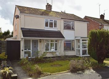 Thumbnail 2 bed semi-detached house for sale in Forelands Grove, Bromsgrove