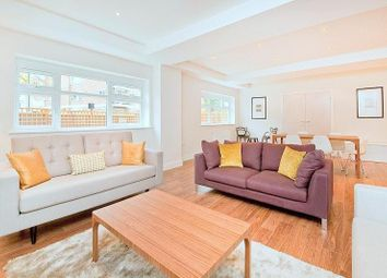 Thumbnail 4 bedroom town house to rent in Belsize Road, London