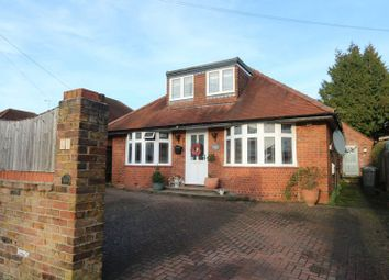 Thumbnail 4 bed detached bungalow for sale in The Crescent, High Wycombe