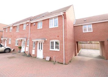 3 bed end terrace house for sale in Bell Courtyard, Rushden NN10