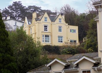 Thumbnail 2 bed flat for sale in Dunmar House, Lower Woodfield Road, Torquay