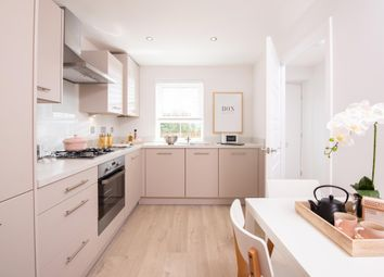"Thumbnail 3 bed semi-detached house for sale in ""Barwick"" at Saxon Court, Bicton Heath, Shrewsbury"