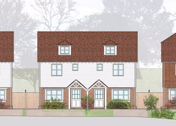 Thumbnail 3 bed semi-detached house for sale in Viaduct Terrace, Warehorne Road, Hamstreet, Ashford