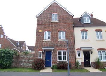 Thumbnail 4 bedroom semi-detached house to rent in Rowan Way, Angmering, Littlehampton