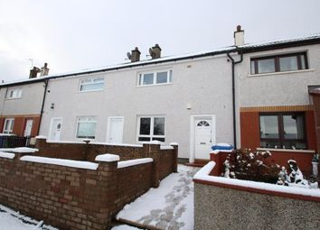 Thumbnail 2 bed terraced house for sale in Longay Place, Glasgow, Lanarkshire
