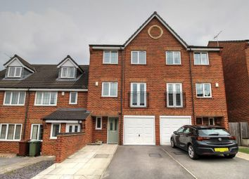 Thumbnail 4 bed town house to rent in Deans Court, Pontefract