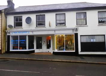 Thumbnail Commercial property for sale in 54, West End, Redruth
