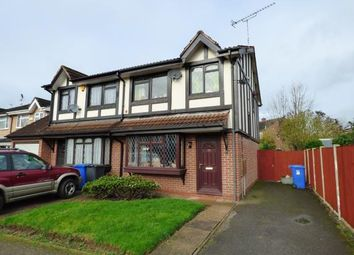 Thumbnail 3 bed semi-detached house for sale in Stocker Avenue, Alvaston, Derby, Derbyshire