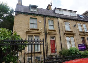 Thumbnail 3 bedroom end terrace house for sale in Cunliffe Terrace, Bradford