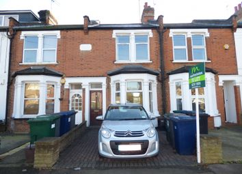 Thumbnail 3 bed terraced house to rent in Margaret Road, New Barnet, Herts