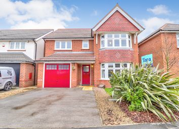 4 bed detached house for sale in Brindle Close, Buckley CH7
