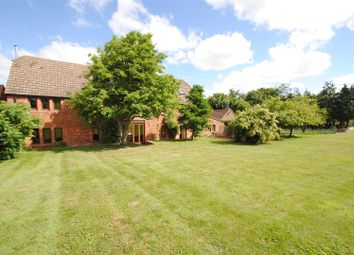 Thumbnail 4 bed detached house for sale in Main Street, East Challow, Wantage