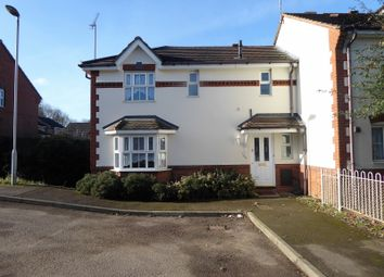 Thumbnail 3 bed property to rent in High Street South, Dunstable