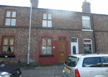 Thumbnail 2 bed terraced house to rent in Lyon Street, Latchford, Warrington