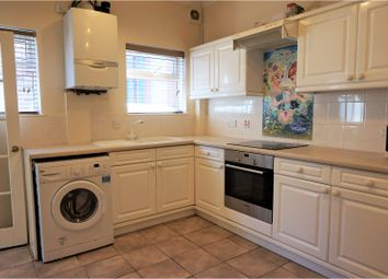 Thumbnail 2 bed semi-detached house to rent in Reginald Street, Luton