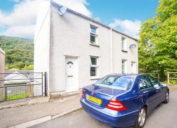 2 bed semi-detached house for sale in Canal Terrace, Abercarn, Newport NP11