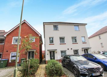 Thumbnail 4 bedroom town house for sale in Wilroy Gardens, Southampton