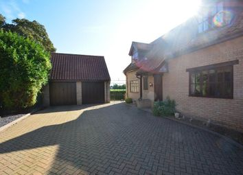 Thumbnail 3 bed property for sale in Whittlesey Road, Thorney, Peterborough