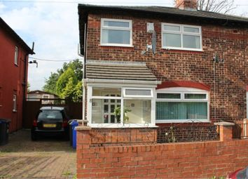 Thumbnail 3 bedroom semi-detached house for sale in Folkestone Road West, Manchester