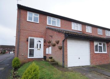 Thumbnail 3 bed end terrace house for sale in Sunbury Close, Whitehill