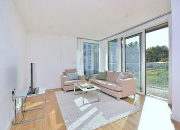 Thumbnail 1 bed flat to rent in Waterside Apartments, Woodberry Down