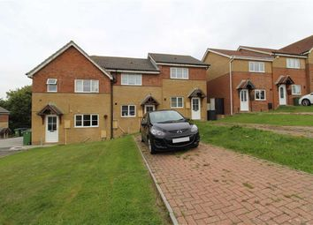Thumbnail 2 bed terraced house for sale in Moorhen Close, St Leonards-On-Sea, East Sussex