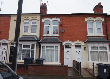 Thumbnail 2 bed terraced house for sale in Francis Road, Acocks Green, Birmingham