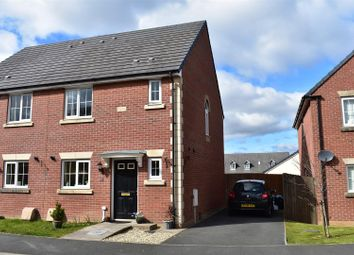 Thumbnail 3 bed semi-detached house for sale in Ffordd Y Glowyr, Betws, Ammanford