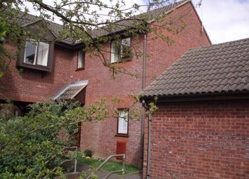 Thumbnail 1 bed end terrace house to rent in Dines Way, Hermitage, Thatcham