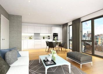 Thumbnail 1 bed flat for sale in Turnberry Quay, Dockside, Canary Wharf