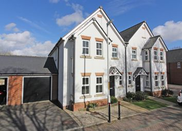 Thumbnail 3 bed semi-detached house for sale in Furley Close, Ashford, Kent
