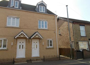 Thumbnail 3 bedroom property for sale in Eastgate, Whittlesey